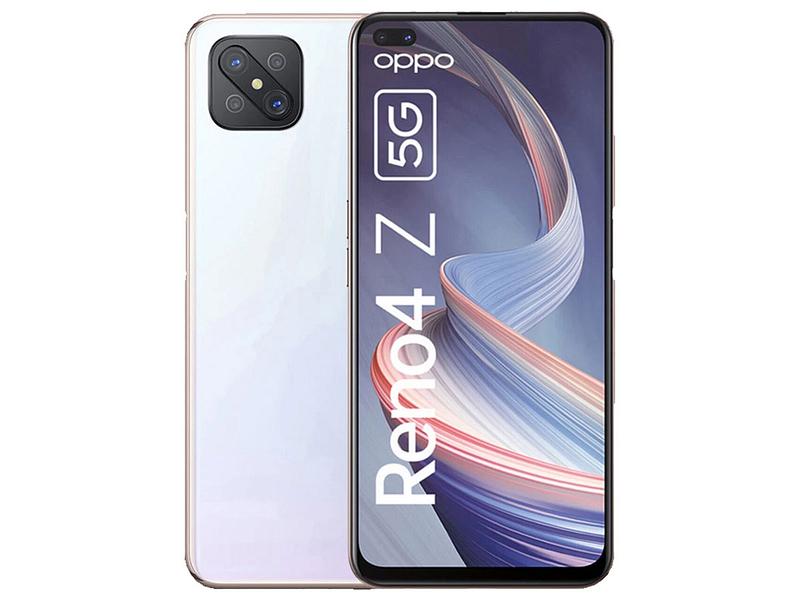 Smartphone OPPO Reno4 Z 128GB blanc