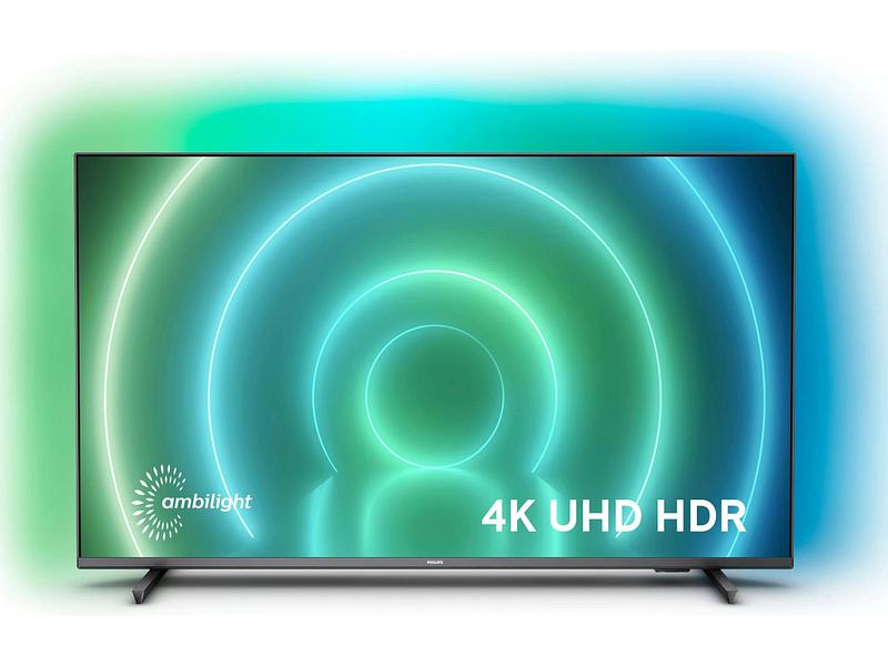 Télévision LED PHILIPS 50''/127cm - 50PUS7906/12