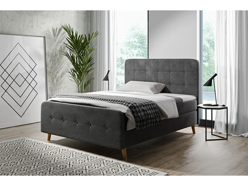Boxspring RUDY FLIMS anthracite