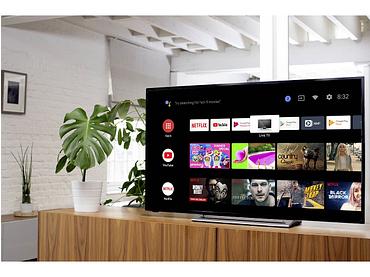 Télévision LED TOSHIBA 50''/127cm - 50UA3A63DG