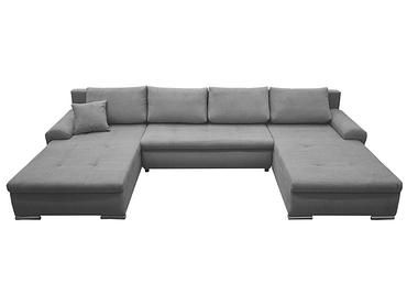 Canapé d'angle INDIANA gris