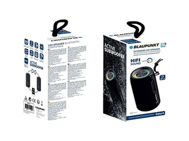 Haut-parleur BLAUPUNKT Bluetooth