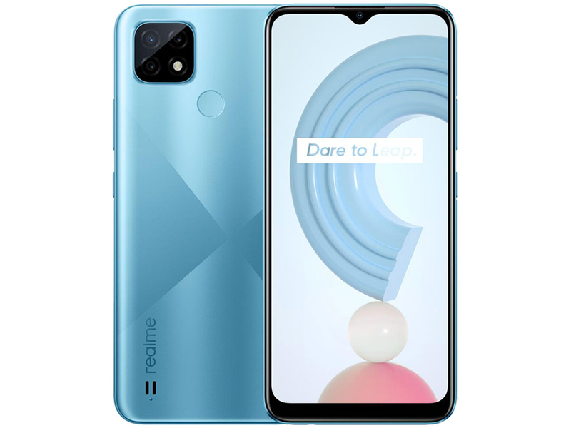 Smartphone C21 CROSS BLUE 32GB bleu