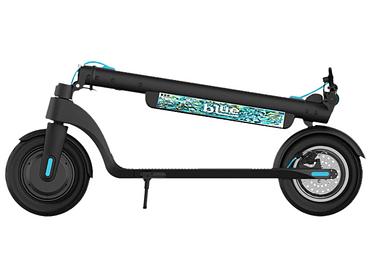 Trottinette électrique - 123 E-Scooter