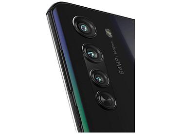 Smartphone MOTOROLA Edge 5G 128GB Solar Black 128GB noir