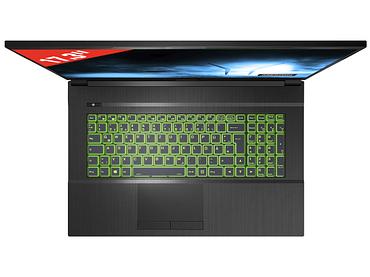 Notebook MEDION ERAZER Defender E15 17.3'' AMD RYZEN 7 5800H 1000GB SSD