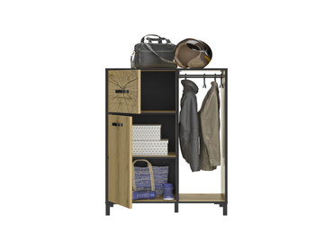 Garderobe ARMOR brun