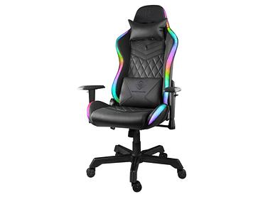 Gaming Sessel RAINBOW DELTACO schwarz