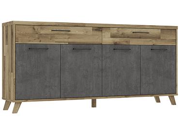 Sideboard RICCIANO 203.9x41.5x94.7cm