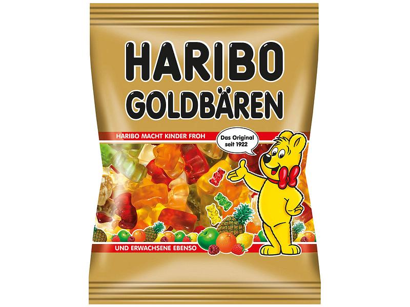 Goldbären HARIBO gold