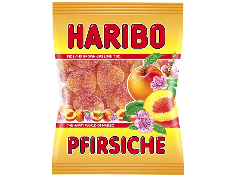 Pfirsiche HARIBO orange