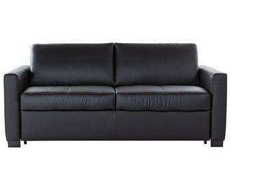 Banquette-lit NINO noir 190x102x86cm