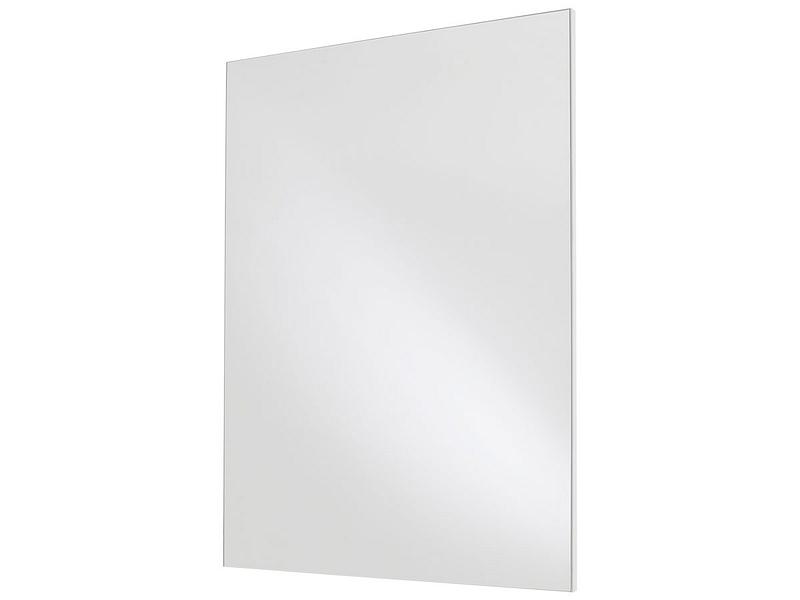 Spiegel rechteckig NATURE 58x2x74cm weiss