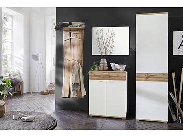 Armoire NATURE 1 porte blanc