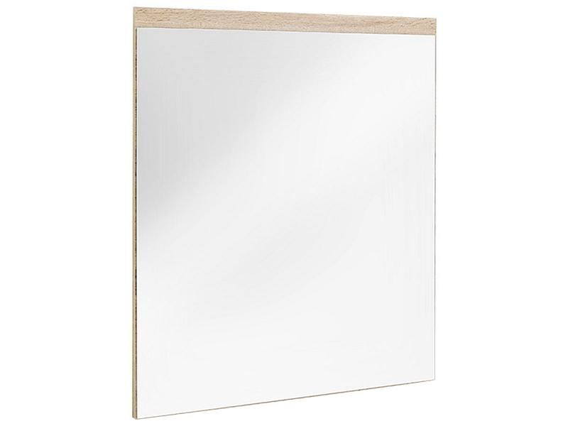 Spiegel rechteckig CALVI 75x2x87cm eiche wotan