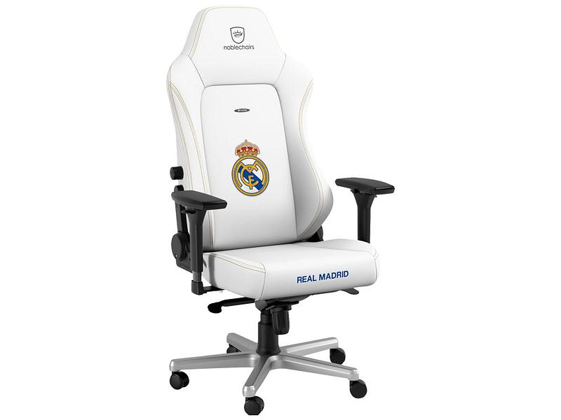 Fauteuil gaming HERO REAL MADRID ED. blanc