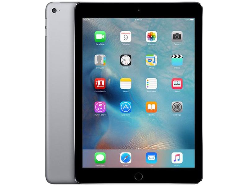 Tablette Reconditionné APPLE IPAD AIR 2 64GB WIFI 9.7''/cm 64GB noir