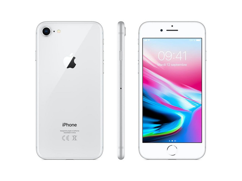 Smartphone reconditionné APPLE REMADE IPHONE 8 SPACE GREY 64GB silver