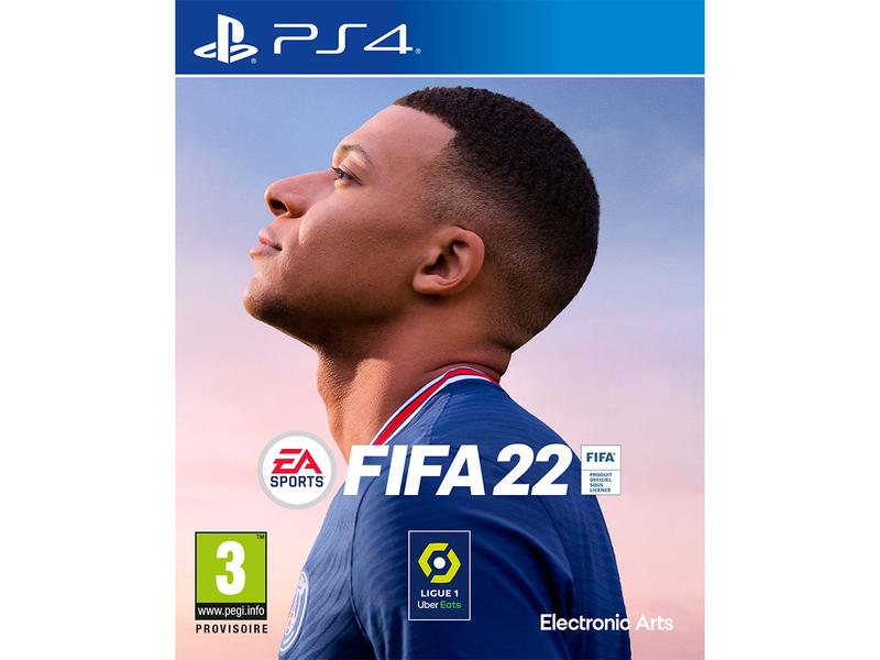 Jeu EA SPORTS FIFA 22 PS4