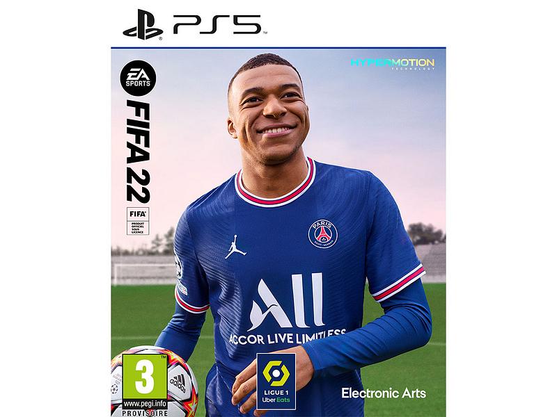 Jeu EA SPORTS FIFA 22 PS5