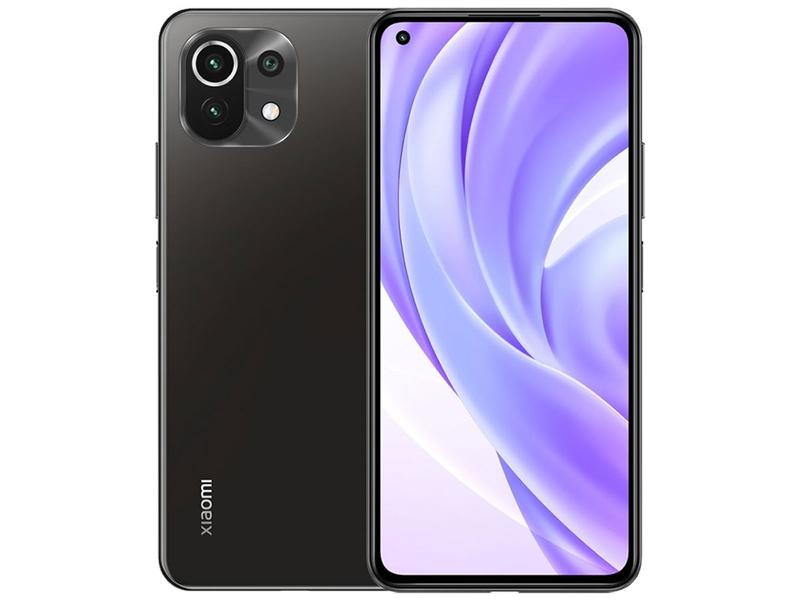 Smartphone XIAOMI MI 11 lite 128GB noir