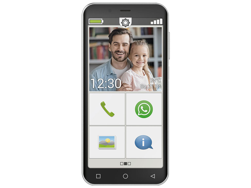 Smartphone EMPORIA SMART.4 (4G) 5 32GB noir
