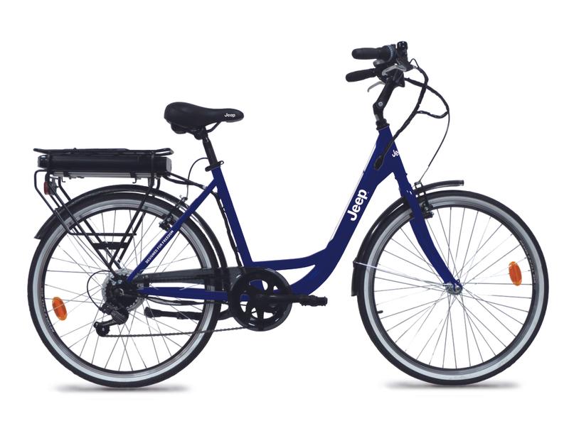 Vélo électrique JEEP - CITY E