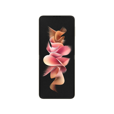 Smartphone SAMSUNG Galaxy Z Flip 128GB crème
