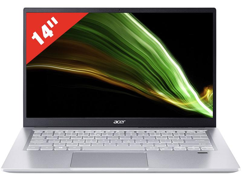Notebook ACER NB swift 3 SF314-43-R1LS 14'' AMD Ryzen 3 5300U Quad core 256GB