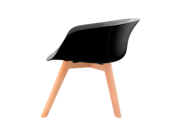 Stuhl PETRA schwarz