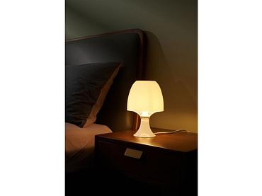 Lampe à poser LED SVETA 16cm 24.5cm 25W blanc