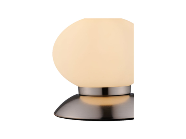 Lampe à poser LED BOLLY 12cm 16cm 25W blanc