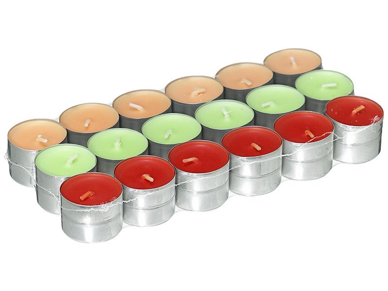 Teelicht 36 1-teilig Tropisch Ø3x3cm