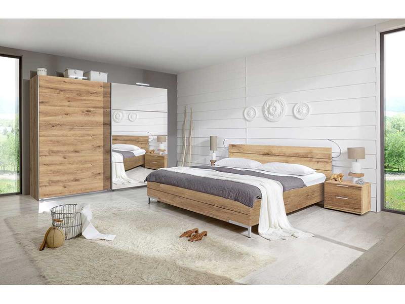 Set chambre à coucher LONDON 160x200