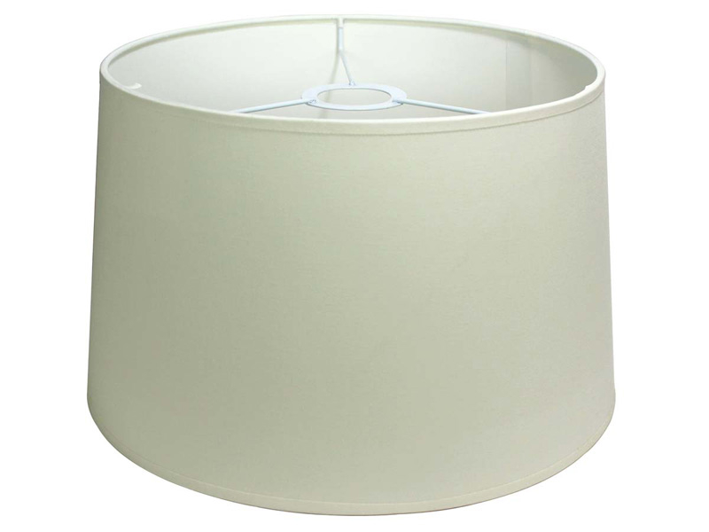 Suspension LED ABATOU 32x20cm 60W blanc