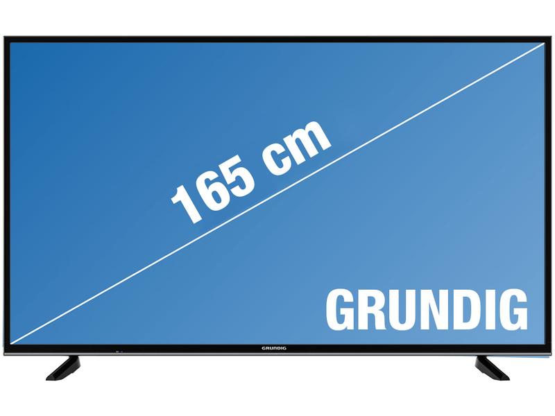 LED,LED-Fernseher GRUNDIG 65''/165cm - 65 GDU 7500B
