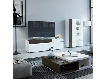 Meuble TV KARAT blanc