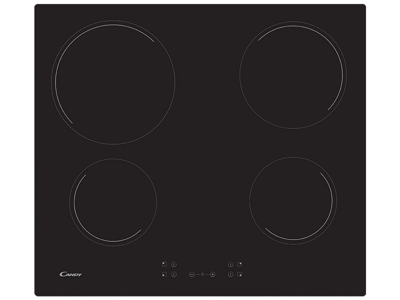 Plan de cuisson CANDY Vitrocéramique - CH 64 CCB