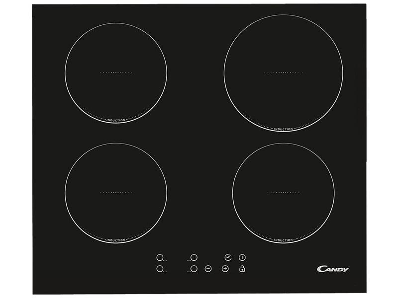 Plan de cuisson CANDY Induction - CI 640 CB
