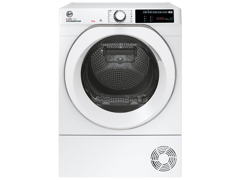Sèche-linge HOOVER 8kg - NDEH8A2TCEXS-S