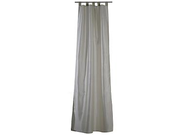 Voilage BYZANCE 110x240cm polyester beige