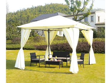 Pavillon SULTAN 265x265x300cm beige