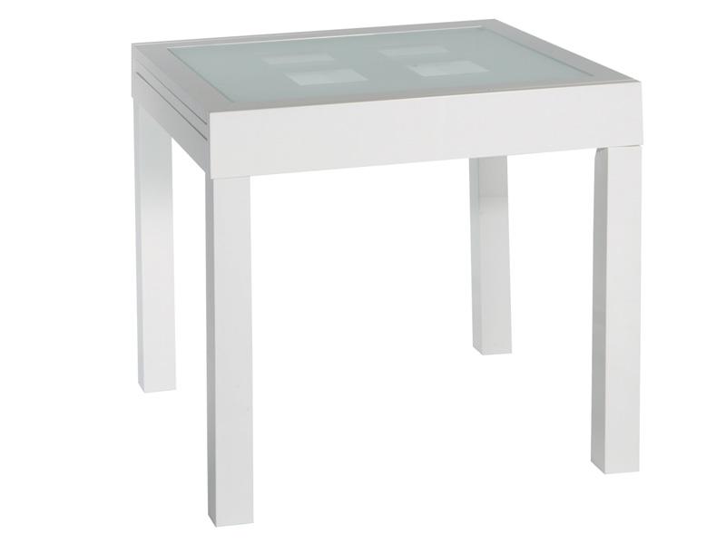 Table extensible COMETE 90-180x90x76.2cm