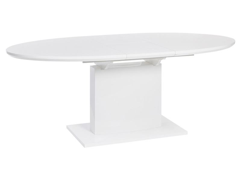Table extensible SNOW 160-200x95x76cm