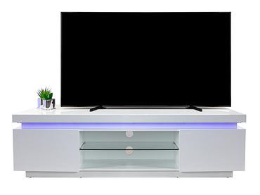 Meuble TV AUCKLAND blanc