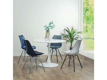 Table BAO Ø100x78cm