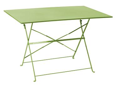 Table de jardin BARCELONA 110x70x70cm