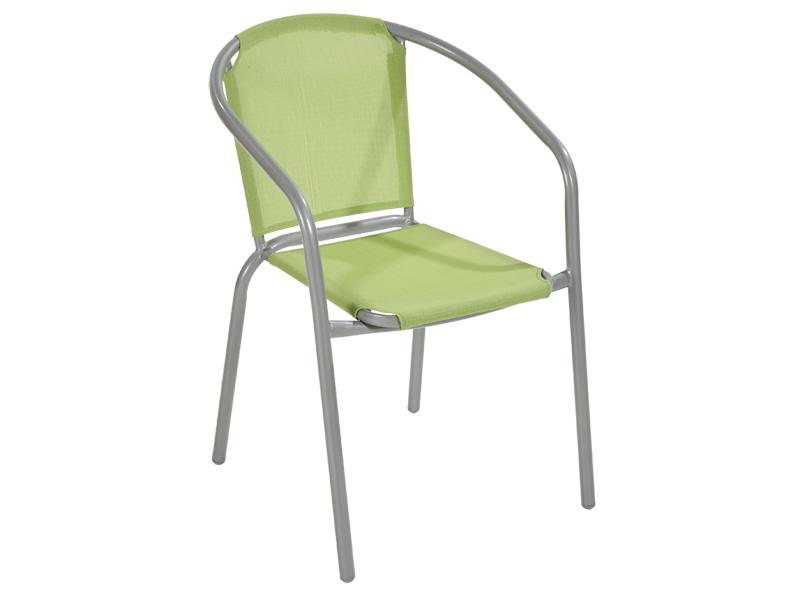 Chaise de jardin POP vert