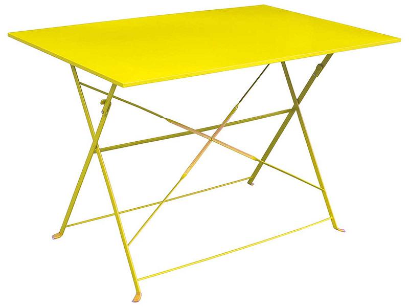Table de jardin BARCELONA 70x110x70cm