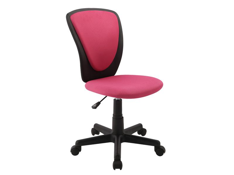 Chaise de bureau REBELLE rouge